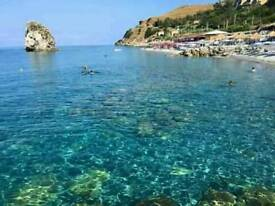 Apartment 6 minutes walk from the beach in Calabria (Italy)