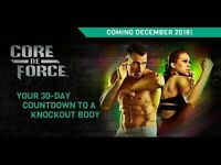 **Brand New Core de Force** Beachbody!!