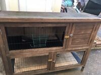 FOR SALE Rabbit Hutch.