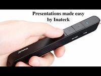 Inateck WP1002 Wireless Presenter with Laser Pointer
