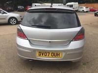 2007 Vauxhall/Opel Astra 1.8i 16v ( 140ps ) ( Exterior pk ) SRi