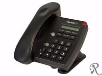 Business VoIP telephone: ShoreTel IP 115 Phone VoIP (31 for sale: Black, used - good condition)