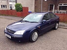 Ford Mondeo 2.0 LX - SPARES - ONLY 93K & FSH! 3 MONTH MOT!
