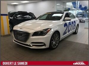 2018 Genesis G80 5.0 Ultimate - AWD - NAVIGATION