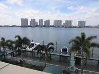 Condo à louer sur l'intracoastal à Sunny Isles Beach, Floride