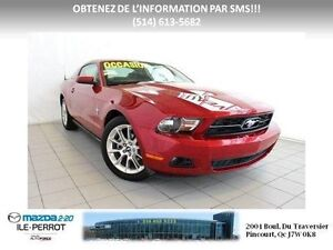 2010 Ford Mustang CUIR MAGS MANUELLE