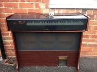 Free to collector,organ