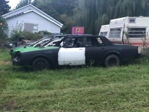 Looking for derby car