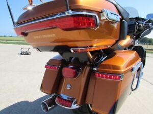 HARLEY DAVIDSON ULTRA LIMITED LOADED WITH GPS AND RIENHARTS