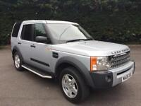 2006 Land Rover Discovery 3 2.7TD V6 S