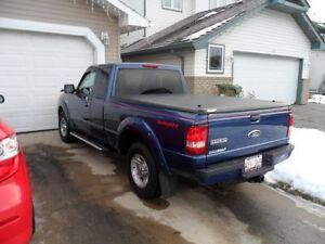 2010 Ford Ranger BLUE Pickup Truck