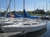 21 Ft. Sirius Sailboat for Sale