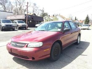 2004 Chevy Malibu for sale- low kms, motivated!