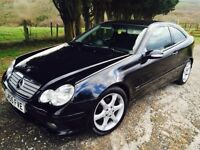 Merc c220cdi sport diesel service mot economical car to drive with luxury