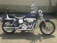 Harley-Davidson Dyna FXDL Low Rider à vendre
