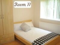 Edinburgh Flatshare RM 077 - Fantastic Double Room - ALL BILLS INCLUDED IN MONTHLY RENT
