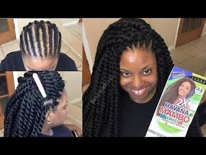 Crochet braids hair extensions_Rallonges passe-m?ches santE ...