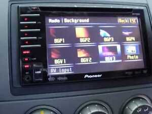 Like new Pioneer avh-p3100dvd with usb alpine jl audio