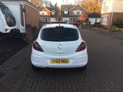 Immaculate Vauxhall Corsa SXi 1.2   Full Service History   MOT Until Oct'18   One Previous Owner.