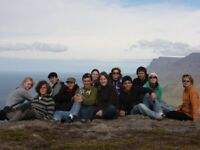 International workshop on peace building in Iceland