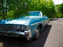 Chev impala 1968 convertible Drouin Baw Baw Area Preview