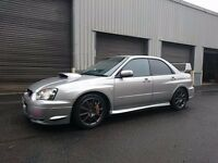 Subaru Impreza STI 2.0 Widetrack DCCD 340 bhp WILL TAKE CHEAP PX