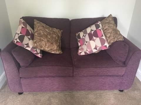 X 2 sofas for sale ....paid £2000 two years ago for them , smoke and pet free , excellent condition