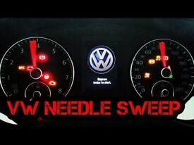 Needle Sweep VW Transporter Golf Passat Sharan Polo Caddy EOS