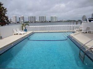 Condo à louer sur Intracoastal à Sunny Isles Beach, Floride