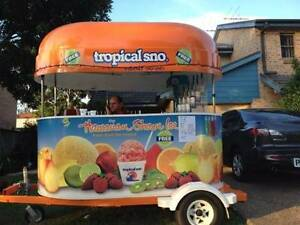 Tropical Sno Gourmet Snow Cone Business for sale.  Make $100K PA Nowra Nowra-Bomaderry Preview