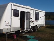 Jayco Sterling caravani Hamilton East Newcastle Area Preview