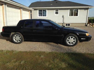 1990 Cougar XR7 Supercharged