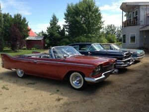 1960 Plymouth Fury Convertible Custom