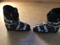 WED'ZE SKIING BOOTS 290/295