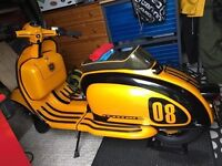 Lambretta wanted any condition considered