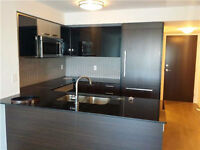 Luxurious 1 BDRM + DEN suit at Gibson Square Yonge and Parkhome