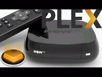 **PLEX BOX**. IPTV VIDEO ON DEMAND
