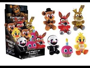 Five Nights at Freddy's Plush + Other Collectibles