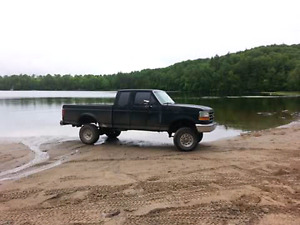 1992 Ford F150 4X4