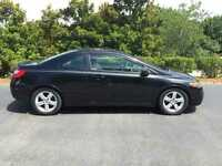 2007 Honda Civic Coupe EX with sunroof(2 door)