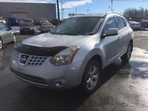 2008 Nissan Rogue SL/4X4/TOIT OUVRANT/CRUISE CONTROL/MAGS