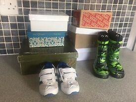 Bundle of boys toddler shoes (8 pairs)