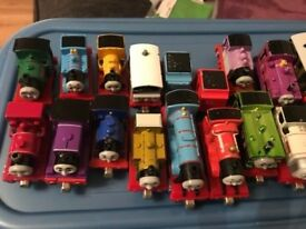 Thomas Take and Play trains (Some rare)