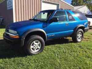 Looking for 265 65 r 15 tires chevy blazer  St. John's Newfoundland image 1