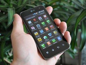 Telephone de marque LG-P970