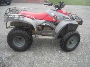350 two stroke Polaris looking to trade for a dirt bike