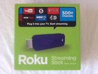 Roku smart TV streaming stick