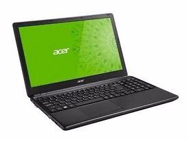 "Clearance Manufacturer Refurbished Acer Aspire E1-572 i7 6GB 750GB 15.6"" Was: £599.99"
