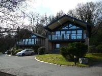5* Luxury Lodge Rental Loch Lomond Cameron House
