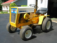 cub cadet  WANTED; STARTER/GENERATOR/CARBURATOR AS WELL
